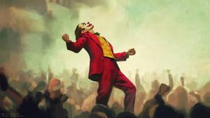 Joker wallpaper 2K