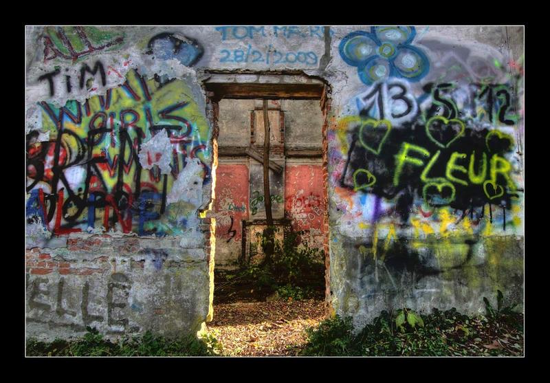 graffiti by 21711