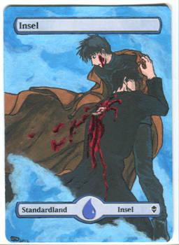 Seishiro Subaru [RainbowBridge] --Island alter--