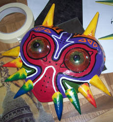 Majora's Mask Made by Me