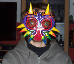 Me with Majora's Mask