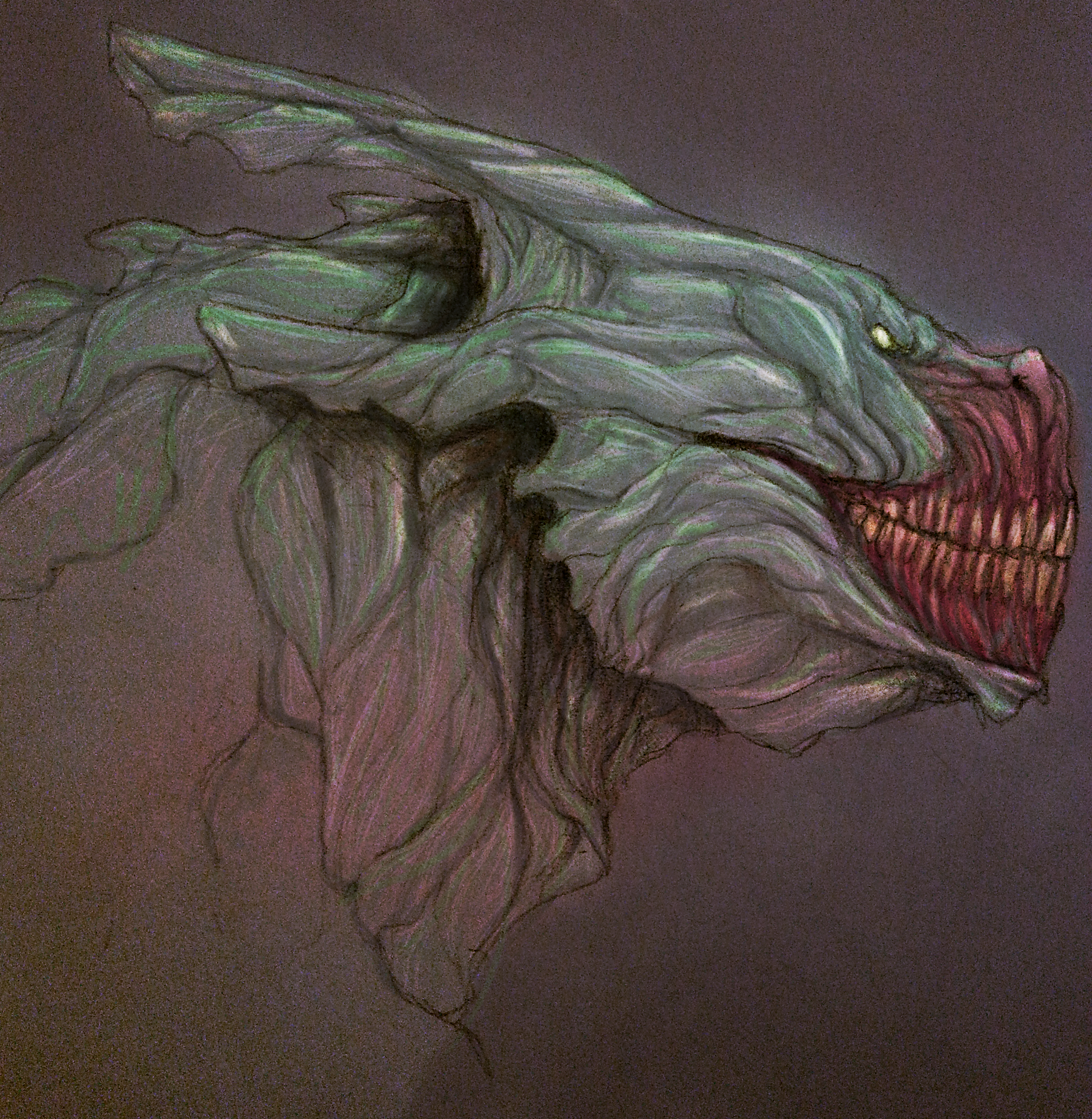 5. Zhe Flesh Burns by Spastical-Hyena