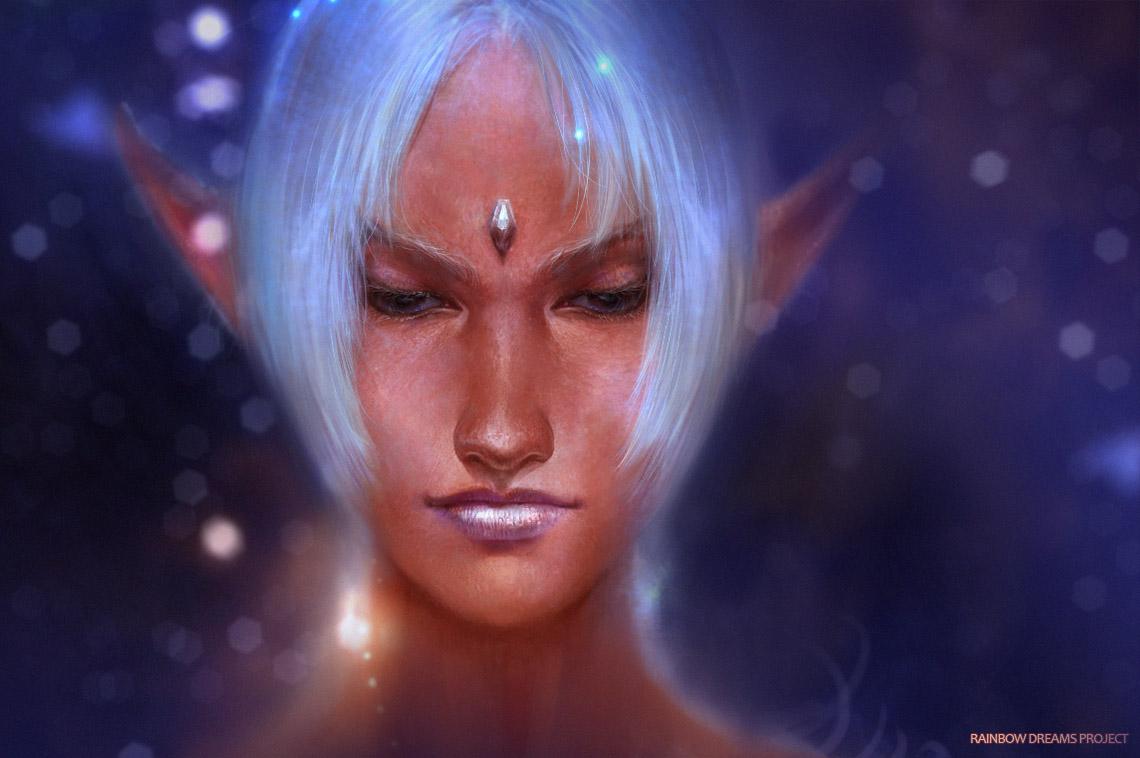 Iris face
