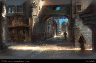 Aquapolis street concept