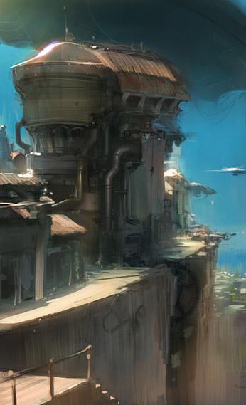 Aquapolis refill station by agnidevi
