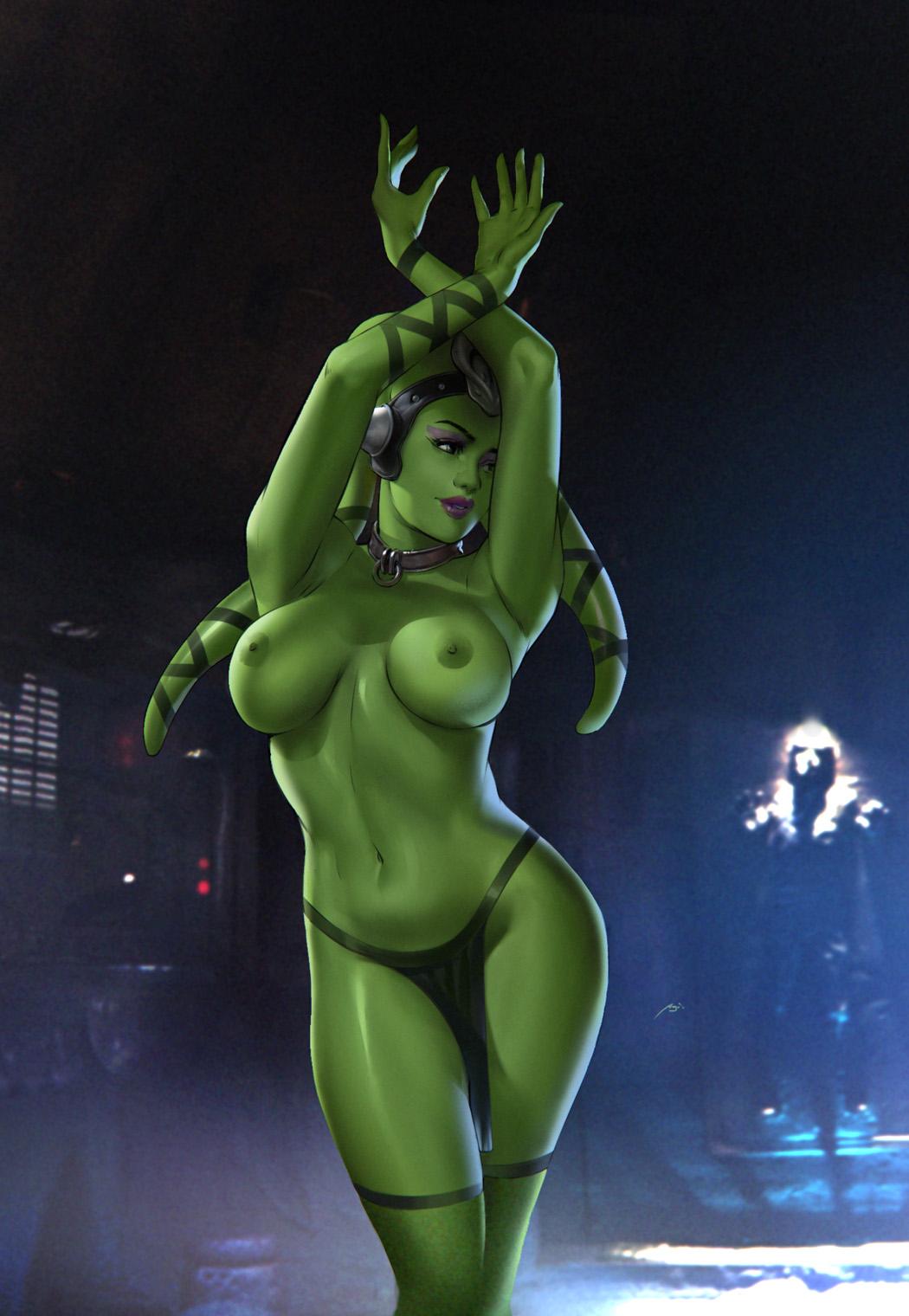 Эротическое фото звездных войн