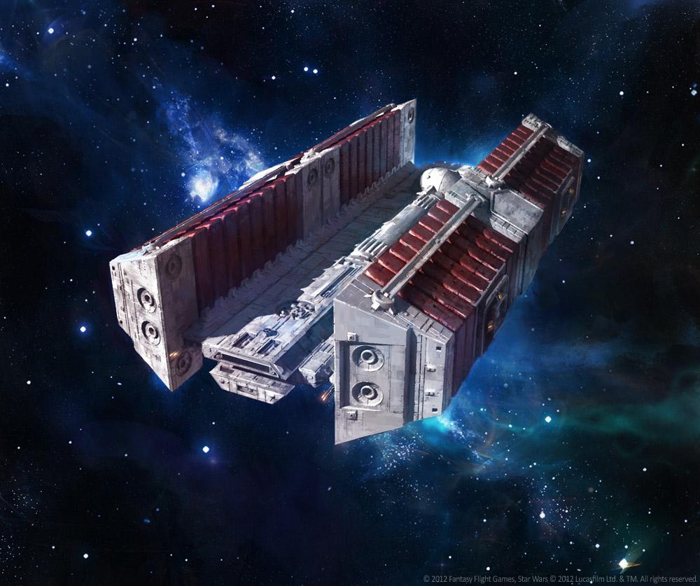 BFF-1 bulk freighter by agnidevi