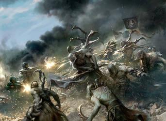 Dark Eldar Covens