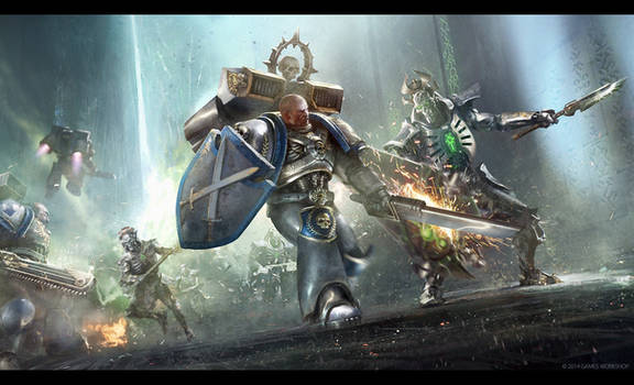 Black Library: The World Engine by agnidevi