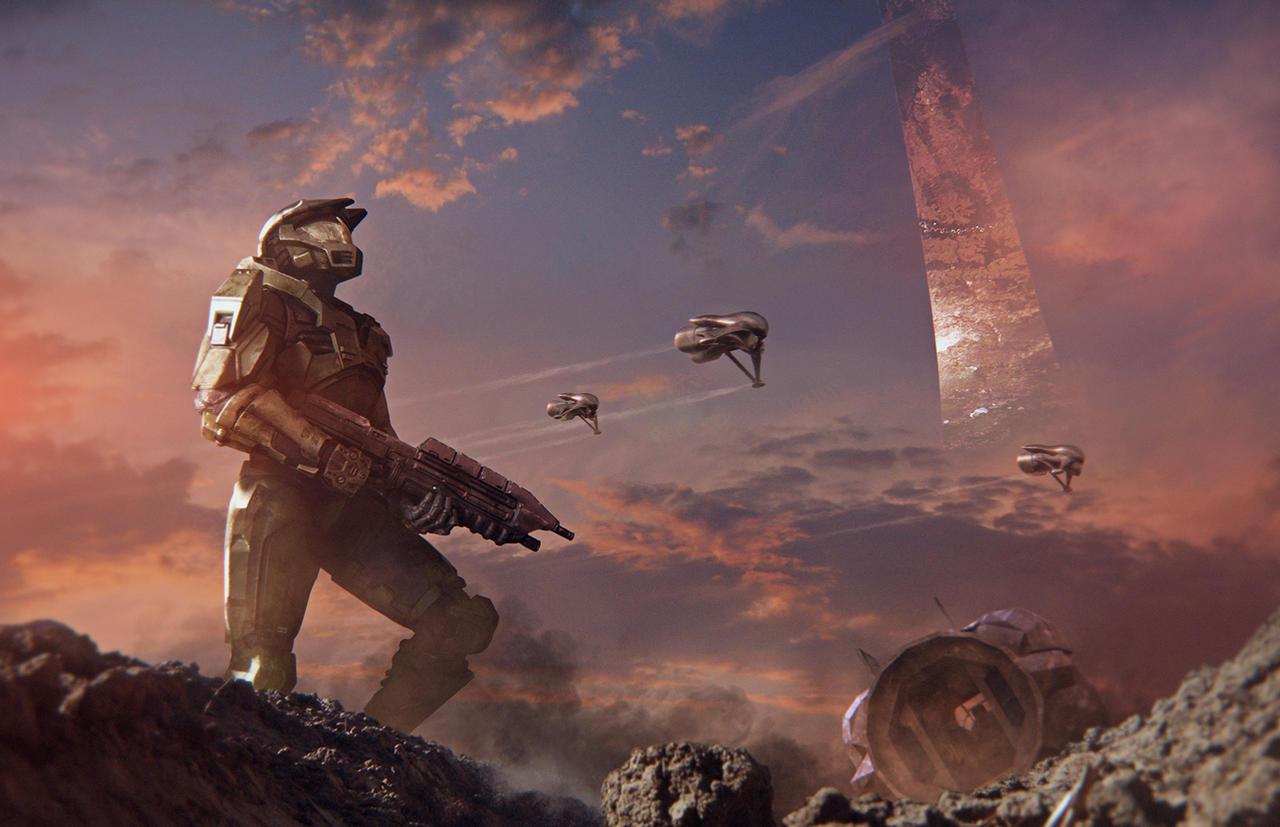 Battle for Alpha Halo