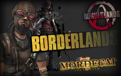 Borderlands Mordecai V1