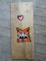 Foxy Lovin' by GreatGodPan
