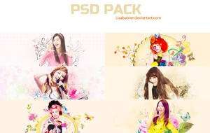 Pack psd #1 [Signature] by lisababier