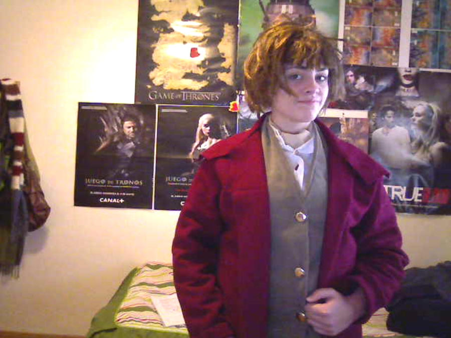 Preview Bilbo Baggins by FAN-SNE