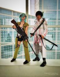 Sword Art Online Cosplay by PinchOfPixelDust