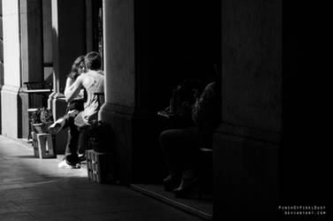 Cafe by PinchOfPixelDust