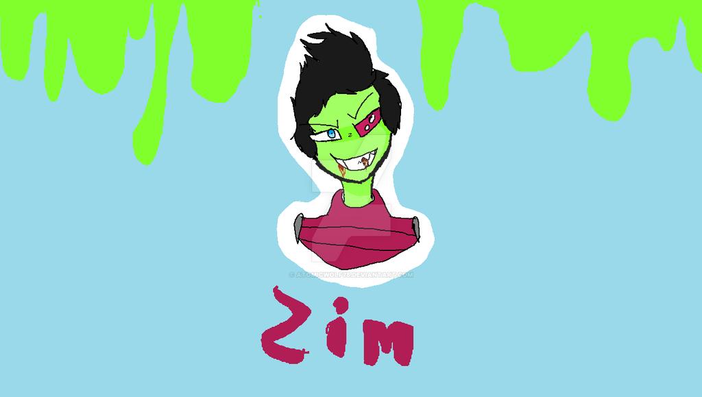 Invader Zim by atomicwolf78