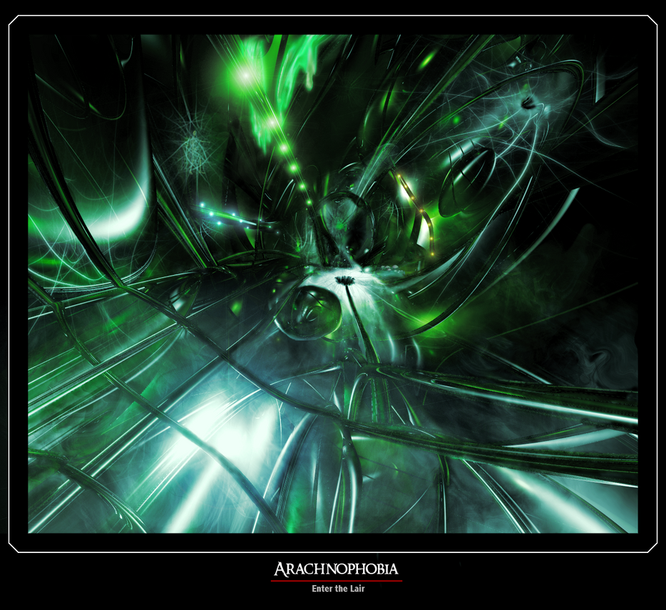 ARACHNOPHOBIA: Enter the Lair by TheDoodMan