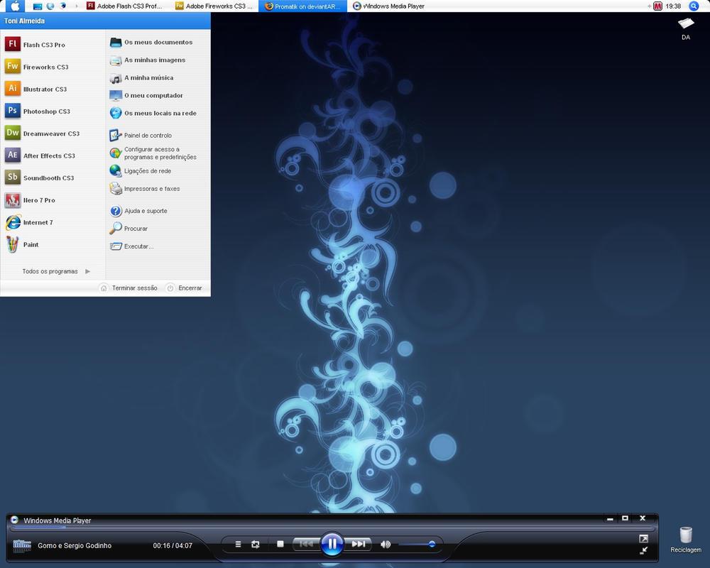 My Desktop by Promatik