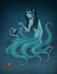 Cephalopod by JoJoBunnies