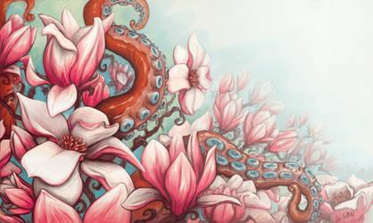 Blossoms by JoJoBunnies