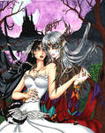Dark Waltz: Enchanted Moonlight