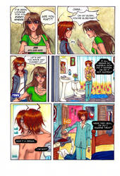 Liars Go To Paradise? Ch.4 - Page 22