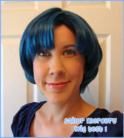 Sailor Mercury wig test 1