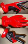 Asuka plugsuit gloves WIP