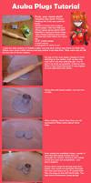 Evangelion Asuka Plug Tutorial by nyunyucosplay