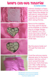 Heart Cut-out Tutorial