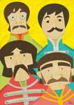 Paper Beatles