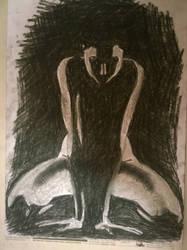 Woman by KatyScholz