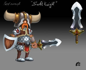 Knighte Sword