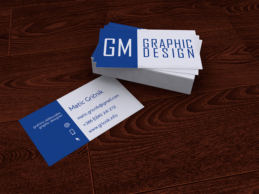 Personal business cards by maticg on deviantART
