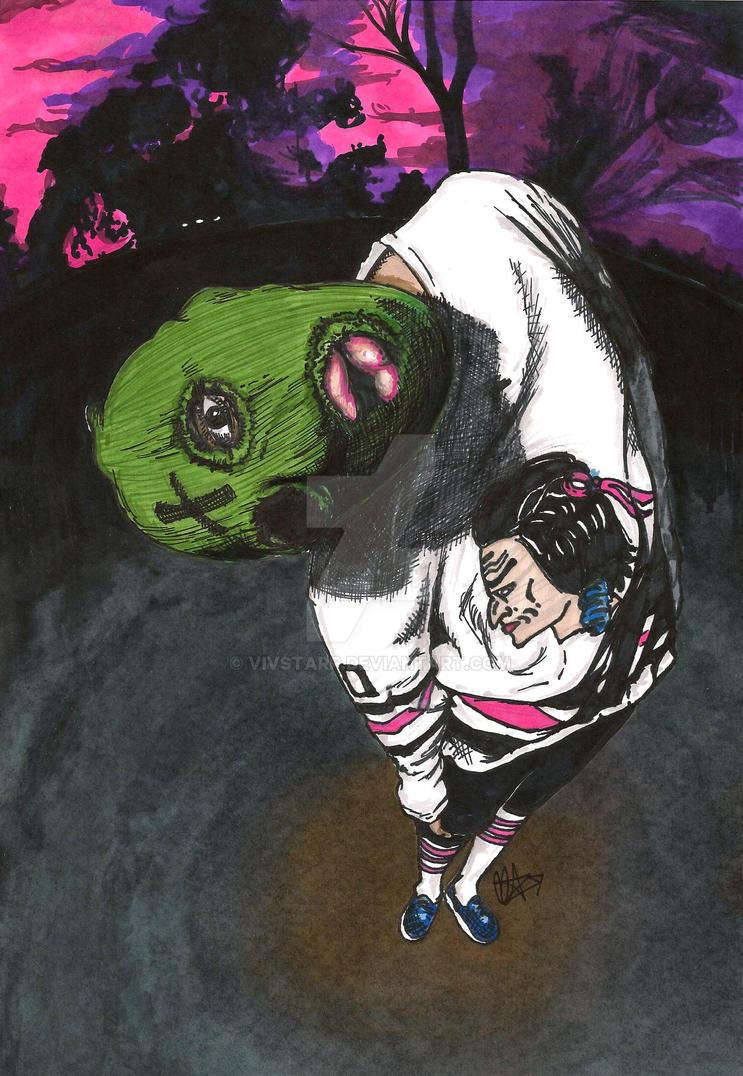Tyler the Creator : Goblin by VivStarr