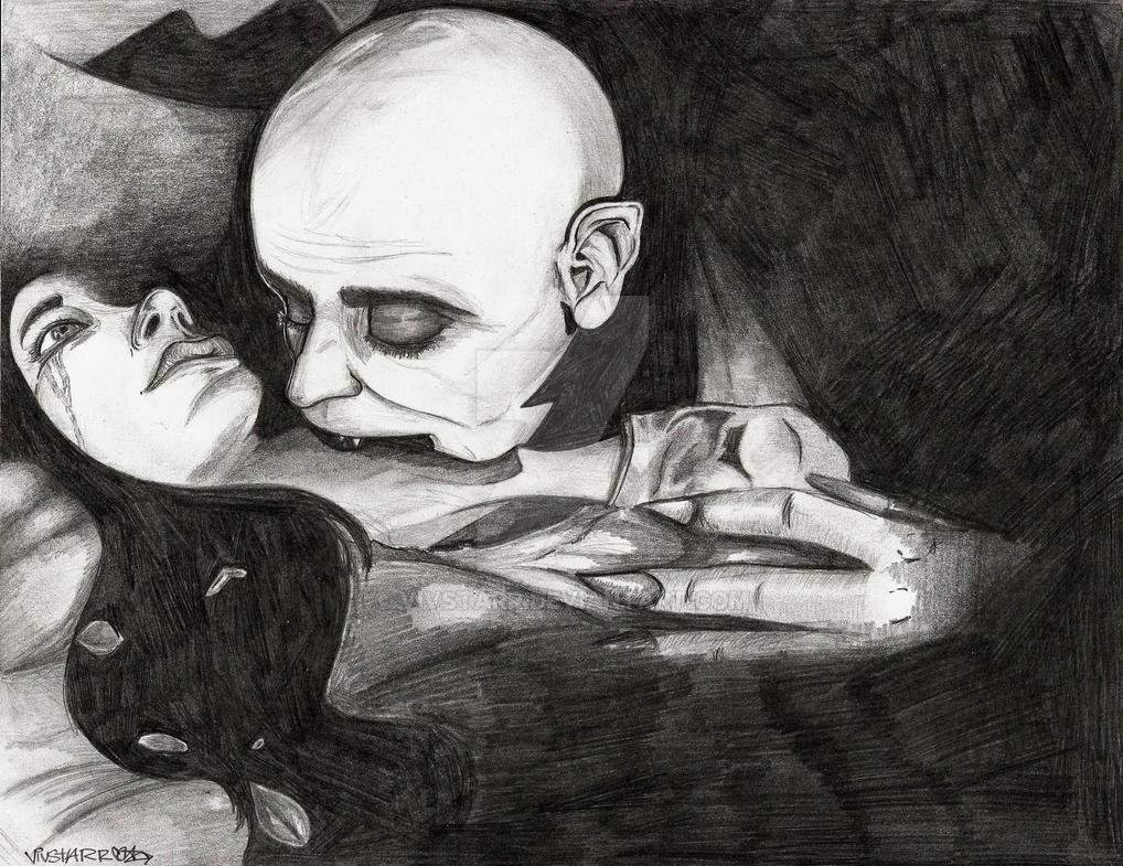 Nosferatu by VivStarr
