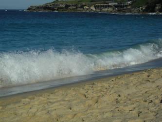 Coogee Beach by ElvenSheepStock