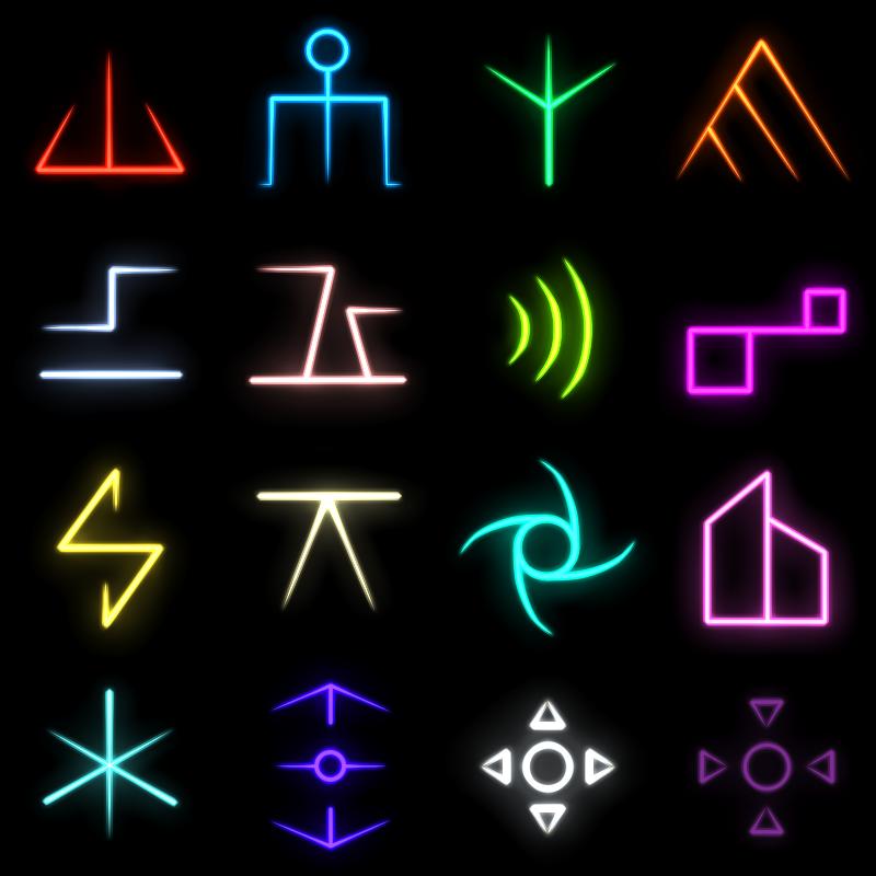 Element Symbols V2 Final Mix By Jojogape On Deviantart