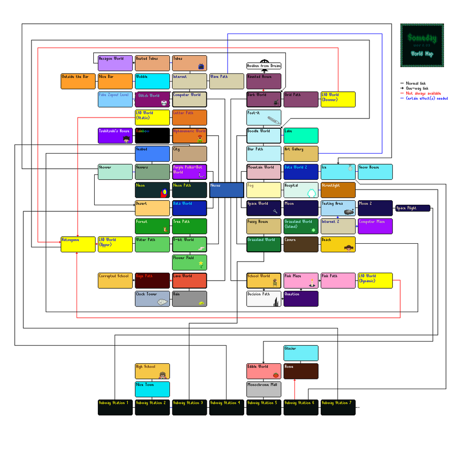 Someday v0.09 World Scheme (Final) by jojogape