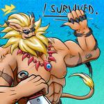 Leomon Survived by jojogape