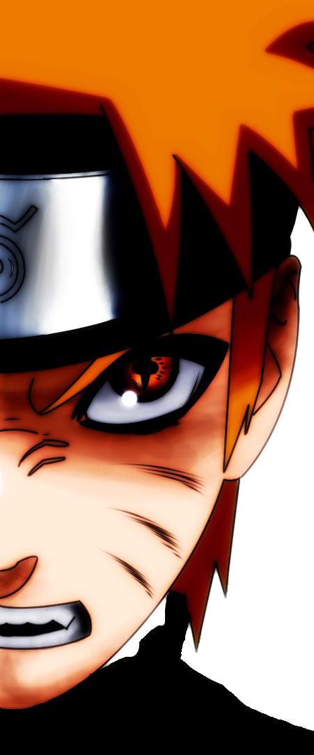 Naruto Sage Eye Kyuubi Naruto Kyuubi Sage Mode by