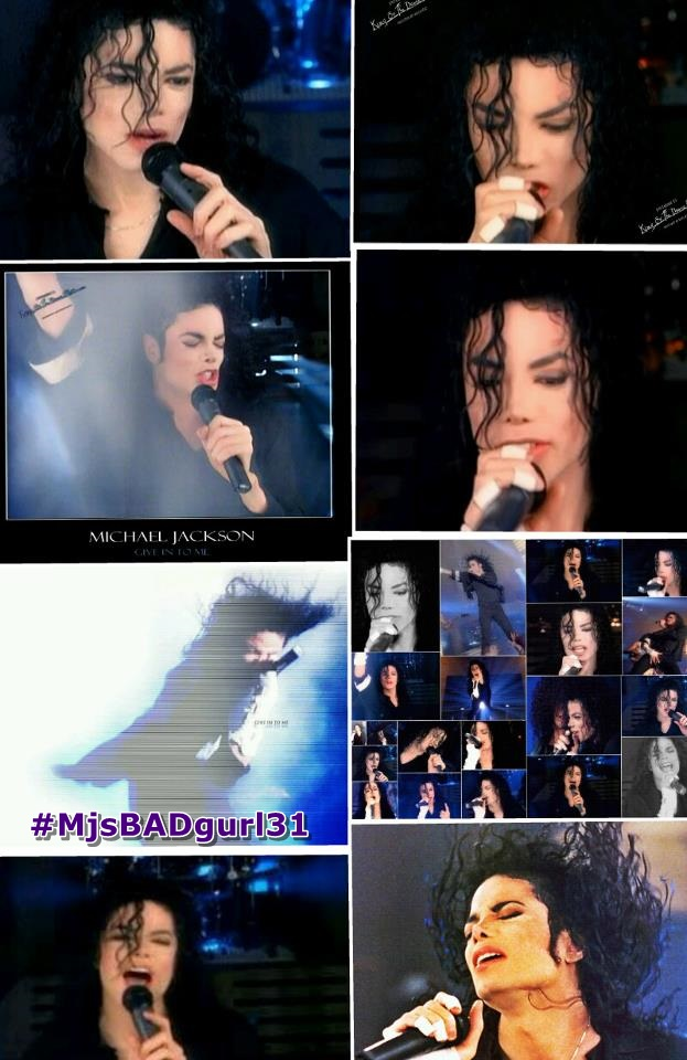 GIVE INTO ME ..!! COLLAGE by MjsBADgurl31