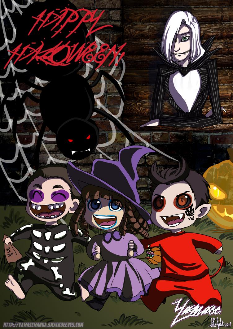 Happy Halloween! by Aura-Alora
