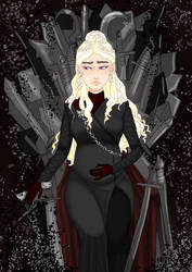 Queen of the Ashes