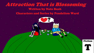 Attraction That is Blossoming Cover (DFV)