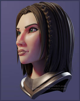 Lydia Portrait [Sept 9th, 2019]