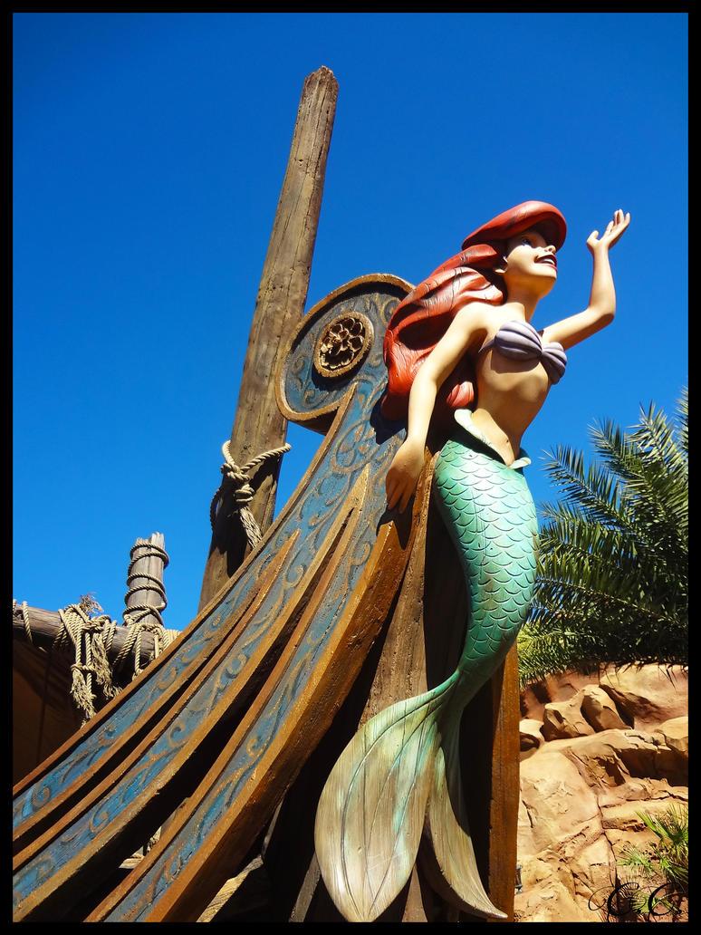 { Little Mermaid II } by AutumnDreaming