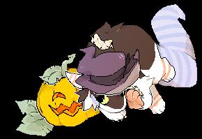 Happy Halloween by SparkyManiac