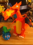 Duct Tape Charizard